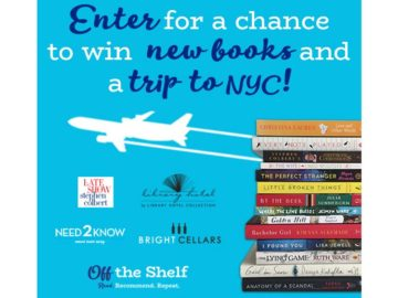 Off the Shelf March Sweepstakes