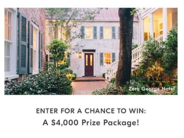 West Elm LOCAL Experiences Sweepstakes