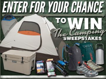 MidwayUSA Spring Camping Sweepstakes