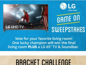 Rent-A-Center LG Game On Sweepstakes