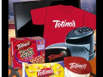 Totino's Tournament Watch Party Sweepstakes