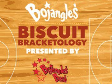 Bojangles' Biscuit Bracketology Giveaway