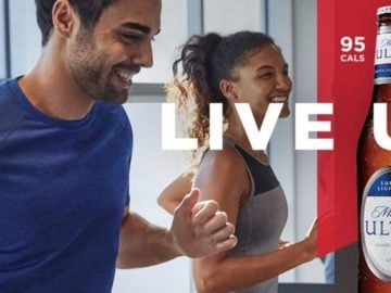 Michelob Ultra 95,000 Fitness Experiences Sweepstakes