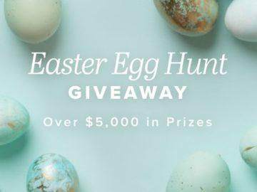 Jane Easter Egg Hunt Giveaway Sweepstakes