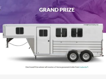 Merck Animal Health Perform with Prestige Sweepstakes