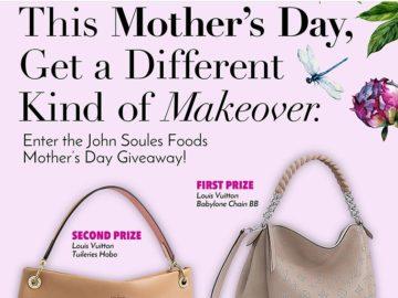 Win a Louis Vuitton Babylone Chain BB Handbag (Facebook)
