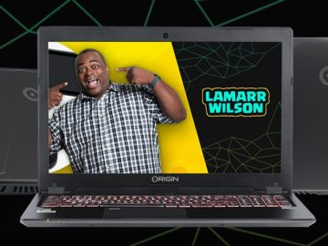 Win an Origin PC EVO15-S Laptop