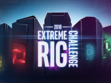 """Intel """"2018 Extreme Rig Challenge"""" Sweepstakes (Twitter)"""