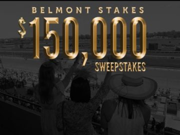 Belmont Stakes $150,000 Sweepstakes