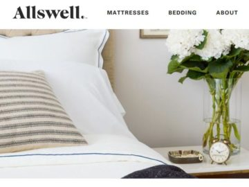 May 2018 mattress sweepstakes