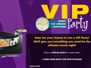Dippin' Dots VIP Party Sweepstakes