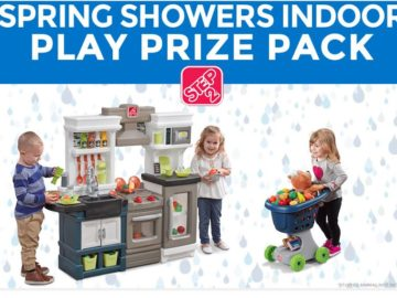 Step2 Spring Showers Sweepstakes (Facebook)