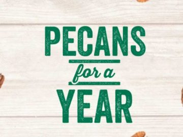 Pecans For A Year Sweepstakes