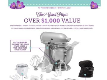 Ultimate Mother's Day Giveaway Sweepstakes