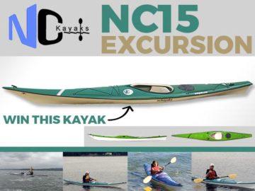 Win a NC Kayaks NC15 Excursion Kayak