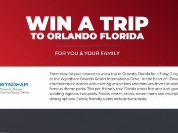 Regal Crown Club Moviebill Orlando Getaway Sweepstakes