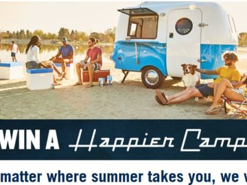 Win a Happier Camper Customized by You