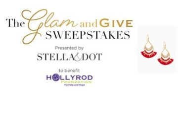 Hallmark Channel The Glam and Give Sweepstakes