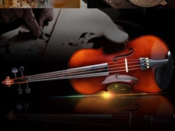 Win an ADM Acoustic Violin