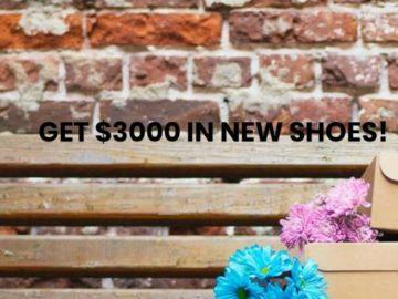 Ultimate Shoe Giveaway Sweepstakes
