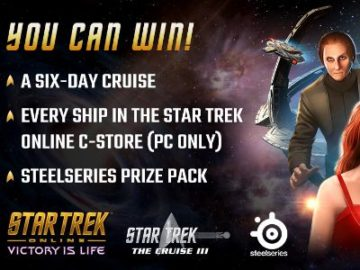 Star Trek: The Cruise Sweepstakes