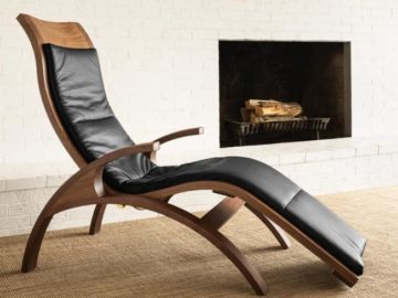 Win a Thos. Moser Chaise Lounge Chair