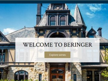Beringer Bring It Home National Sweepstakes