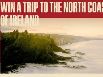 Bushmills Find Ireland Sweepstakes