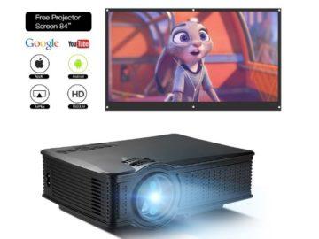 Win a HD 1080P Video Projector