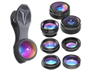Win Phone Camera Lens