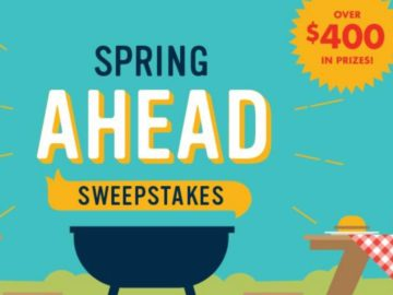 Save-A-Lot 2018 Spring Sweepstakes