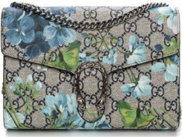 Win a Gucci Dionysus Crossbody GG Supreme Bag (Quikly)
