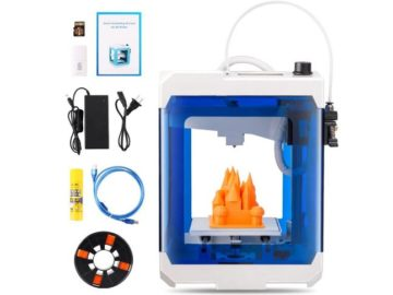 Win a HopeWant Desktop 3D Printer