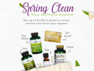 Swanson Spring Sweepstakes