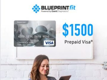 Win a $1,500 VISA Digital Gift Card