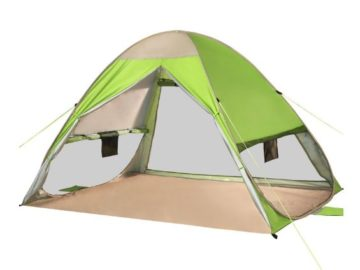 INSTANTLY WIN a G4Free Pop Up Portable Beach Tent