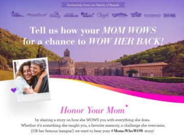 Win a Trip to Provence, France!