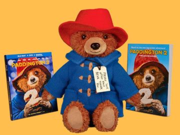 HarperCollins Children's Paddington 2 Sweepstakes