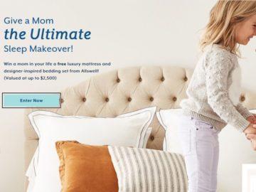 Mattress Advisor 'Give a mom the gift of sleep' Sweepstakes