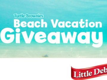 Little Debbie Turtle Brownie Giveaway Sweepstakes