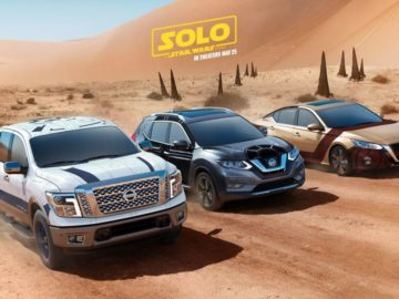 Best in the Galaxy Sweepstakes – Win a Nissan!