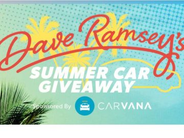 Win a Car and $2,000 Cash
