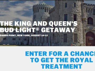 Bud Light Getaway Sweepstakes