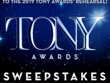 Broadway Across America Tony Awards Sweepstakes (Facebook)