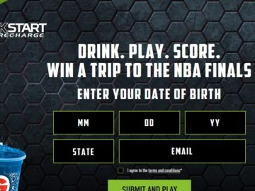 7- Eleven NBA Sweepstakes