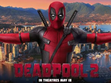 Vancouver's Deadpool 2 Sweepstakes