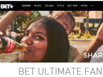 BET Ultimate Fan Pit Sweepstakes