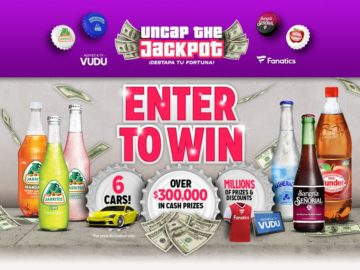 Novamex Uncap The Jackpot Instant Win Game