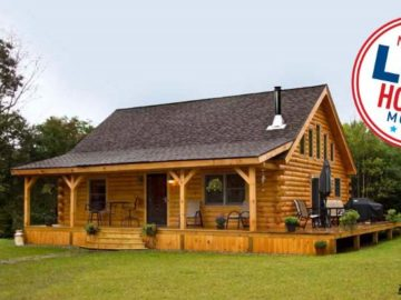 Win a Coventry Log Cabin