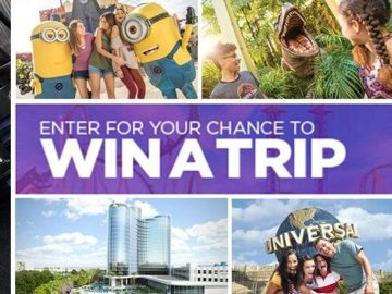 Bravo's Universal Orlando Fast & Furious – Supercharged Sweepstakes